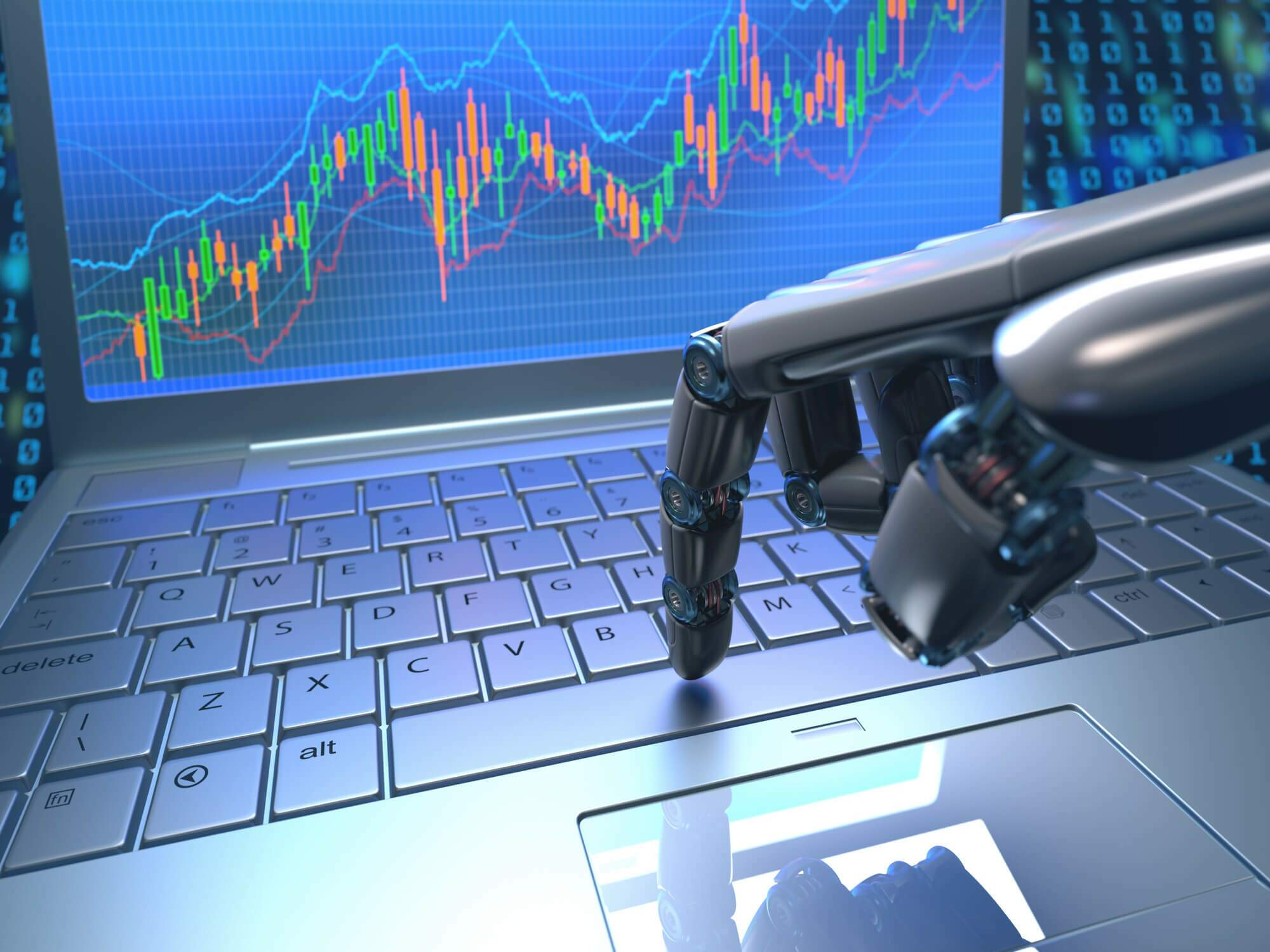 robo investidor trader